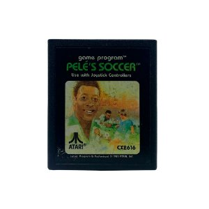 Jogo Pelé's Soccer - Atari