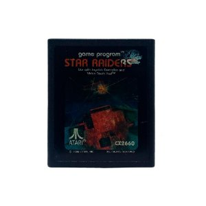 Jogo Star Raiders - Atari