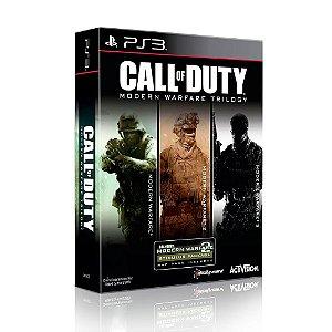 Jogo Call Of Duty: Modern Warfare Trilogy - PS3