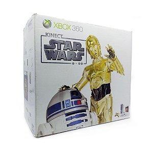 Console Xbox 360 Slim 320GB (Edição Kinect Star Wars) - Microsoft