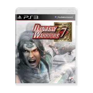 Jogo Dynasty Warriors 7 - PS3