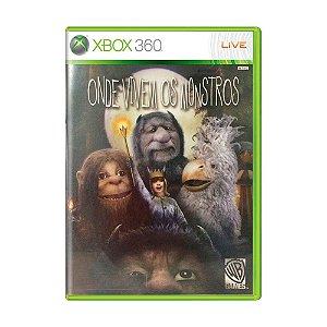 Jogo Onde vivem os Monstros - Xbox 360