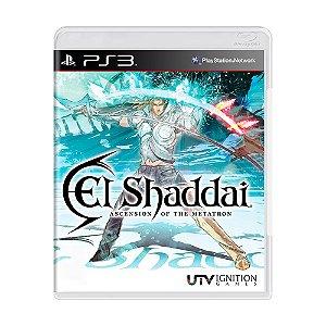 Jogo El Shaddai: Ascension of the Metatron - PS3