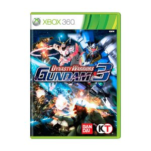 Jogo Dynasty Warriors: Gundam 3 - Xbox 360