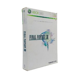 Jogo Final Fantasy XIII (Limited Collector's Edition) - Xbox 360