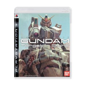Jogo Gundam Target in Sight - PS3