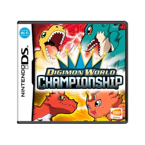 Jogo Digimon World Championship - DS