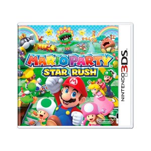 Jogo Mario Party: Star Rush - 3DS