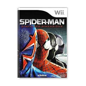 Jogo Spider-Man: Shattered Dimensions - Wii