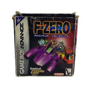 Jogo F-Zero: Maximum Velocity - GBA