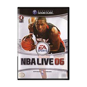 Jogo NBA Live 06 - GameCube