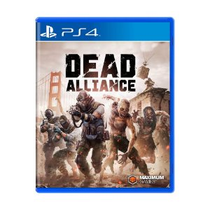 Jogo Dead Alliance - PS4