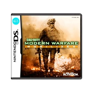 Jogo Call of Duty: Modern Warfare Mobilized - DS