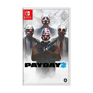 Jogo Payday 2 - Switch