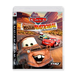 Jogo Cars: Mater-National Championship - PS3