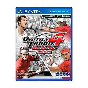 Jogo Virtua Tennis 4 - PS Vita