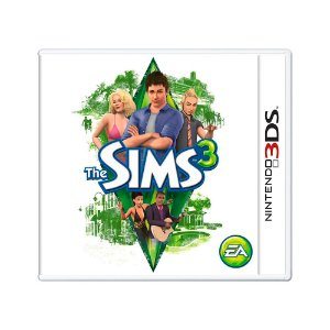 Jogo The Sims 3 - 3DS