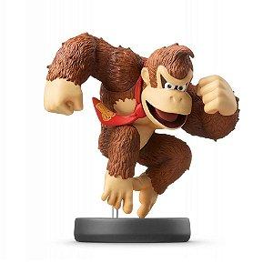 Nintendo Amiibo: Donkey Kong - Super Smash Bros - Wii U e New Nintendo 3DS