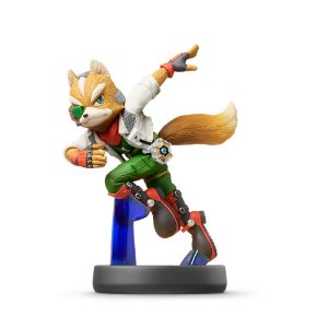 Nintendo Amiibo: Fox - Super Smash Bros. - Wii U e New Nintendo 3DS