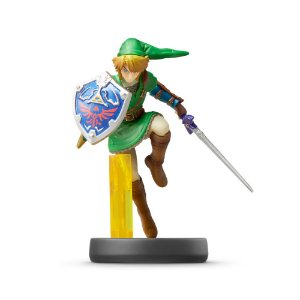 Nintendo Amiibo: Link - Super Smash Bros - Wii U e New Nintendo 3DS