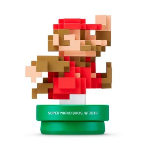 Nintendo Amiibo: Super Mario Classic Color 30th - Wii U e New Nintendo 3DS