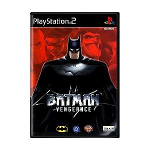 Jogo Batman Vengeance - PS2
