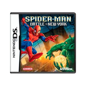 Jogo Spider-Man: Battle for New York - DS