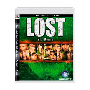 Jogo Lost: Via Domus - PS3