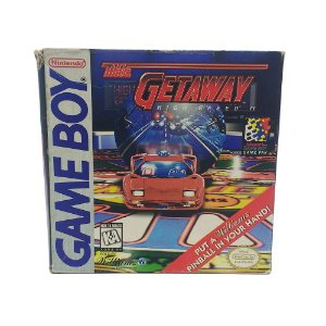 Jogo The Getaway: High Speed II - GBC