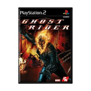 Jogo Ghost Rider - PS2