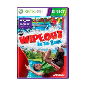 Jogo Wipeout in the Zone - Xbox 360