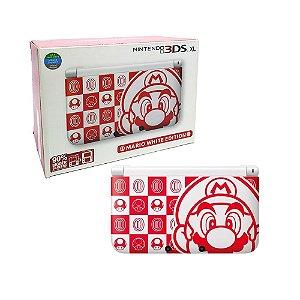 Console Nintendo 3DS XL (Mario White Edition) - Nintendo