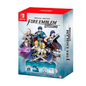 Jogo Fire Emblem Warriors (Special Edition) - Switch