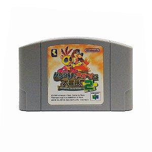 Jogo Banjo to Kazooie no DaiBouken 2 - N64