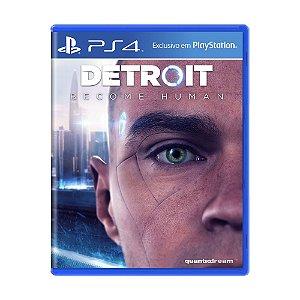 Jogo Detroit: Become Human - PS4