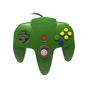 Controle Nintendo 64 Verde - Nintendo