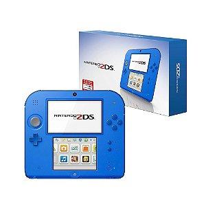 Console Nintendo 2DS Azul - Nintendo