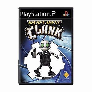 Jogo Secret Agent Clank - PS2