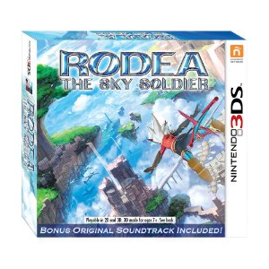 Jogo Rodea the Sky Soldier - 3DS