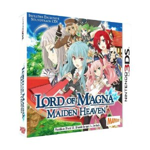 Jogo Lord of Magna: Maiden Heaven - 3DS