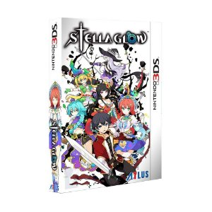 Jogo Stella Glow (Launch Edition) - 3DS