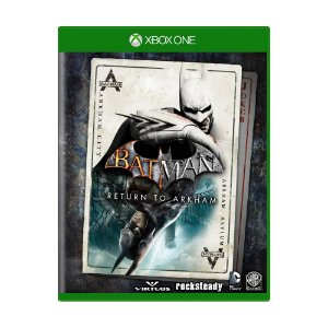 Jogo Batman: Return to Arkham - Xbox One