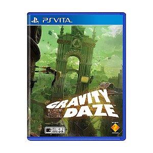 Jogo Gravity Daze - PS Vita