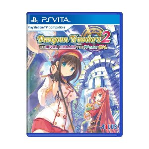 Jogo Dungeon Travelers 2: The Royal Library and the Monster Seal - PS Vita