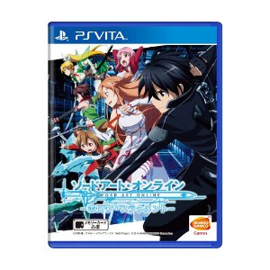 Jogo Sword Art Online: Hollow Fragment - PS Vita