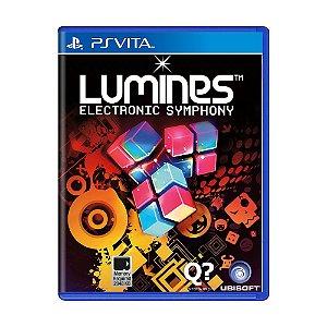Jogo Lumines Electronic Symphony - PS Vita