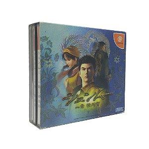 Jogo Shenmue (Edição Limitada) - DreamCast