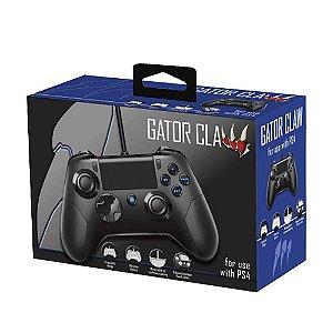 Controle Gator Claw - PS4 e PC