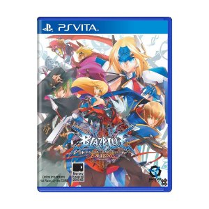 Jogo BlazBlue: Continuum Shift Extend - PS Vita