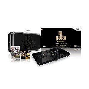 Jogo DJ Hero: Renegade Edition - Wii